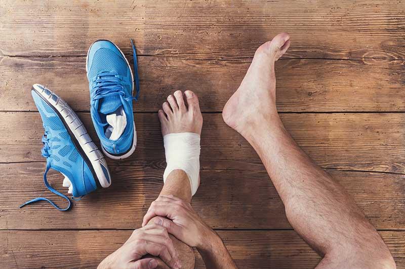 Ankle Sprains  Albuquerque, NM